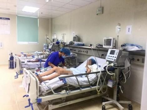 Hơn 30 ca bệnh điều trị, Bệnh viện Nhi Trung ương cảnh báo viêm não 'vào mùa'