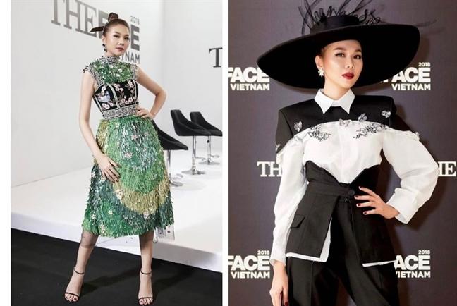 Jennifer Pham, Nha Phuong mac dep goi cam nhat tuan
