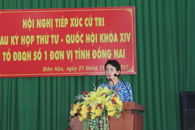 Hang loat lanh dao Dong Nai bi ky luat: Nhan dan, can bo khong khoi hoang mang!