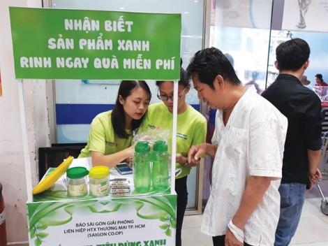 Nhận diện sản phẩm xanh - an toàn