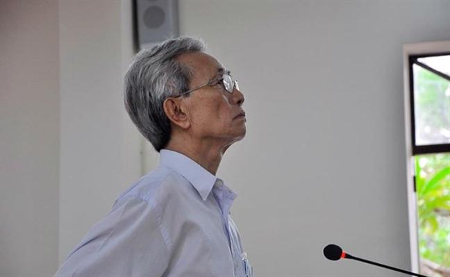 Bi tuyen phat 3 nam tu, khi nao Nguyen Khac Thuy phai thi hanh an?