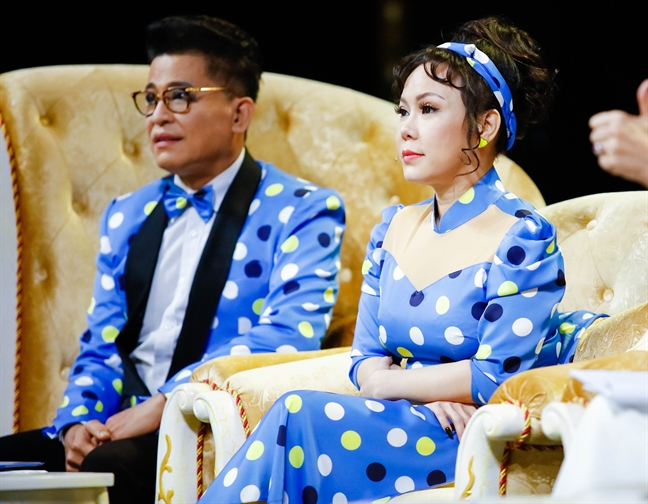 Dien hai khien Viet Huong khoc, Akira Phan – Vo Tan Phat thanh quan quan Cap doi hai huoc 2018