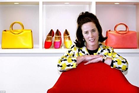 Lời nhắn thắt lòng của nhà thiết kế Kate Spade trước khi tự sát: 'Mẹ luôn yêu con'