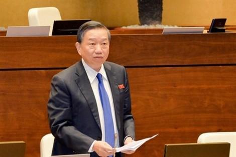 Bộ trưởng Tô Lâm: Chuyển 25.000 công an chính quy xuống làm công an xã