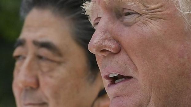 Tong thong Trump co the moi nha lanh dao Kim Jong Un tham My
