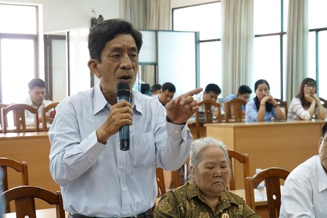 Nguoi dan Thu Thiem dua 3 nguyen vong den Thu tuong Chinh phu