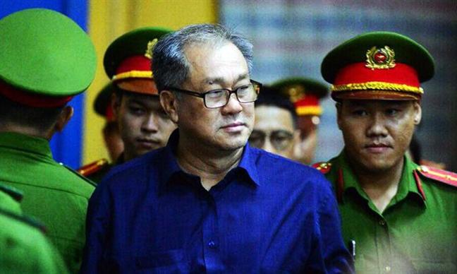 Sap xet xu nguyen Pho thong doc Ngan hang Nha nuoc Dang Thanh Binh