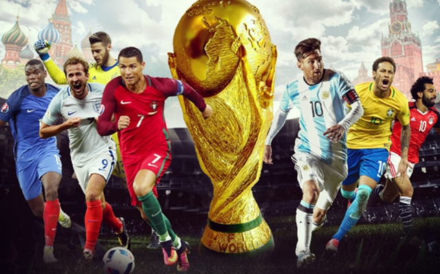 Lan dau tien khan gia duoc xem World Cup ca tren truyen hinh, internet, thiet bi di dong