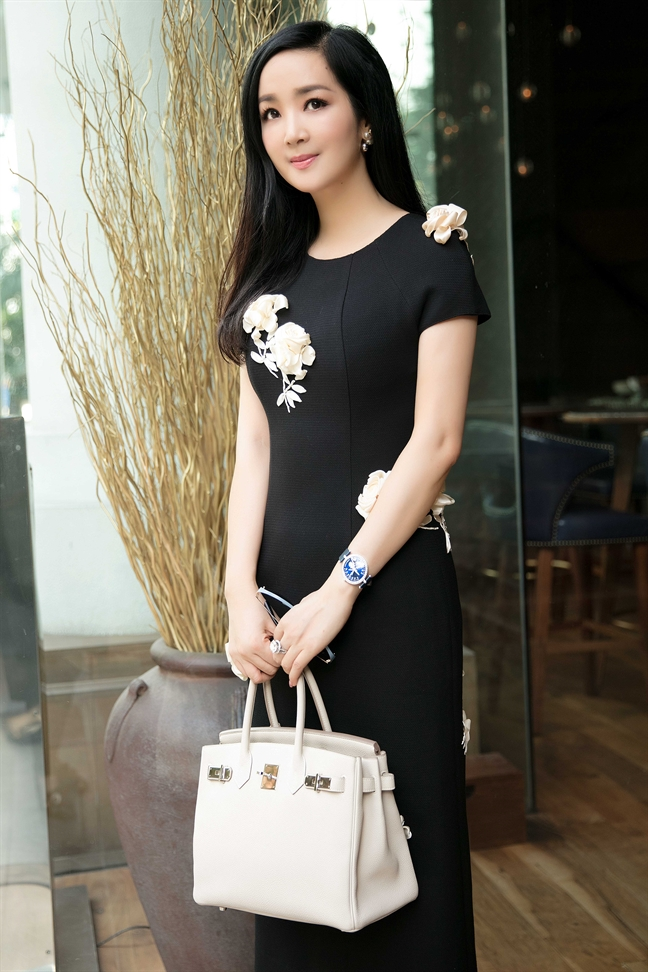 Bi 'dung hang', Diem My 6X - Tang Thanh Ha ai mac dep hon?