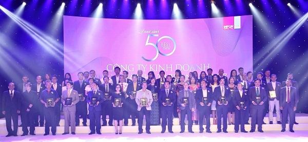 Vinamilk lien tuc nhan duoc cac binh chon xuat sac trong linh vuc kinh doanh trong sau thang dau nam 2018