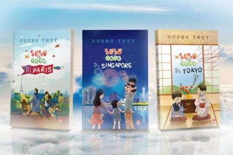 Sách thiếu nhi Việt vào cuộc cạnh tranh