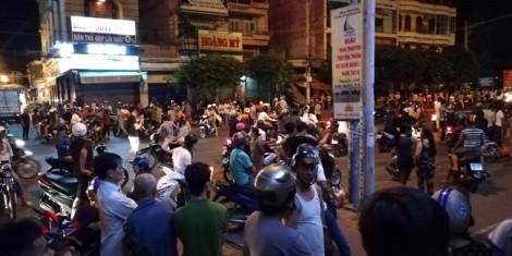 Phía sau đoàn 'biểu tình' ở TP Phan Thiết