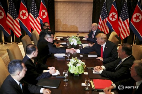 Bóng hồng quyền lực của Triều Tiên tại hội nghị thượng đỉnh lịch sử