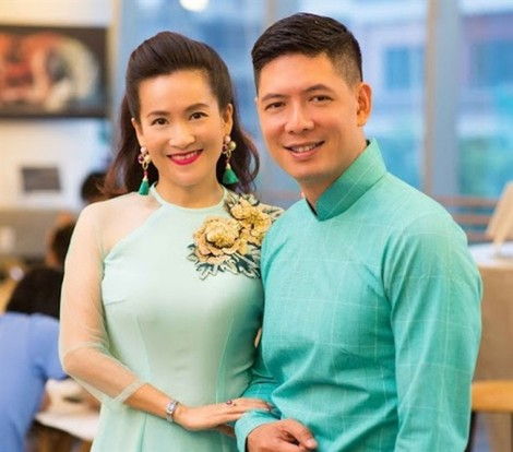 Vợ Bình Minh: 'Chồng tôi cũng cần khoảng trời riêng'