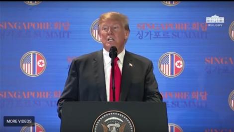 Tổng thống Trump sẽ tới Bình Nhưỡng 'một dịp nào đó'