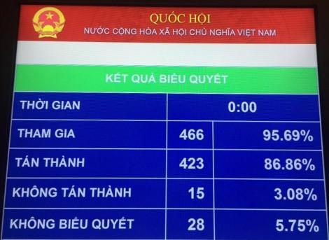 Thông qua luật An ninh mạng: 'Ông lớn' Facebook, Google có tham gia sân chơi của Việt Nam?