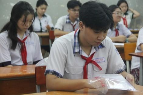 TP.HCM công bố điểm thi vào lớp 10: Gần 300 thí sinh bị điểm 0