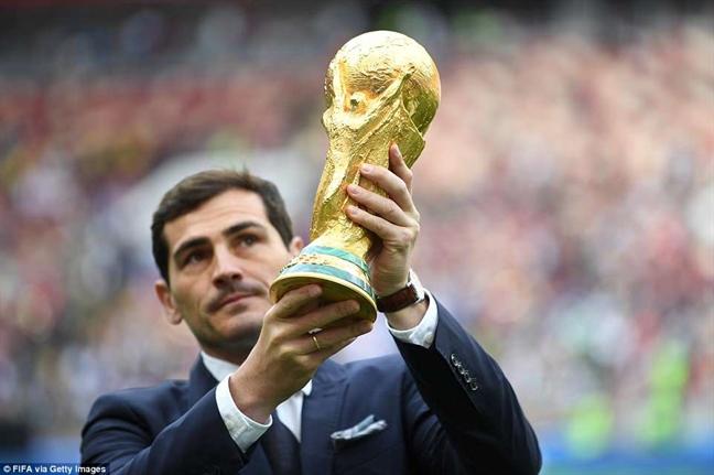 World Cup 2018 khai mac ruc ro tai san van dong Luzhniki