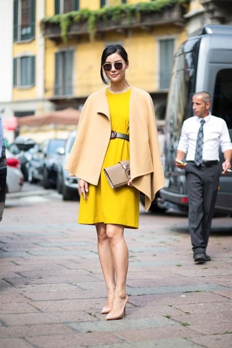 8 công thức 'phối màu' thời trang chuẩn cho mùa hè