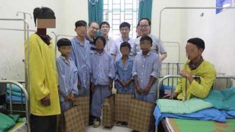 Một gia đình ở Hà Giang có 3 anh em trai rối loạn giới tính