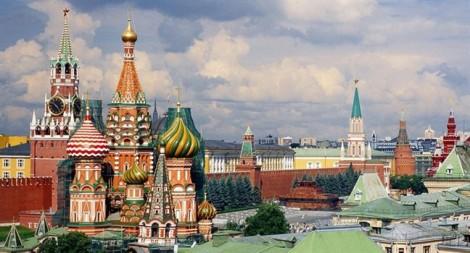 Những địa điểm du lịch không thể bỏ qua khi đến Nga mùa World Cup