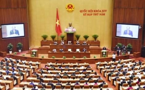 Bế mạc kỳ họp lần thứ 5 Quốc hội khóa XIV