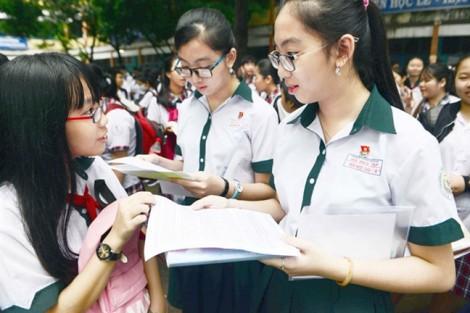 Môn văn đã cứu kỳ thi lớp Mười?