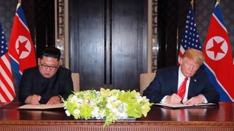 Trung Quốc 'có phần' trong quá trình phi hạt nhân hóa Triều Tiên