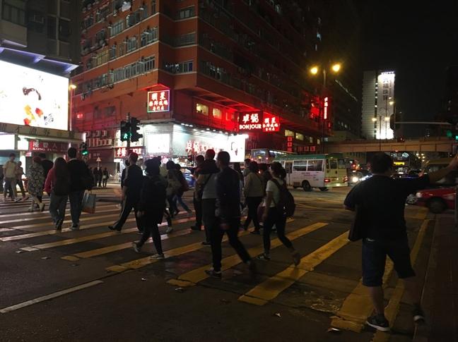 Mot thoang Hong Kong