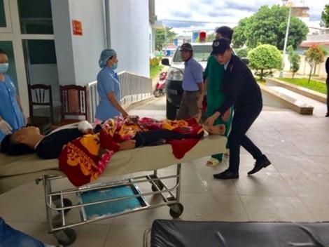 5 bệnh viện tham gia cứu người trong vụ lật xe ở đèo Lò Xo