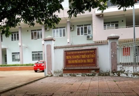 Đề nghị kỷ luật Giám đốc chi nhánh Trung tâm quỹ đất rút tiền ngân sách nhà nước