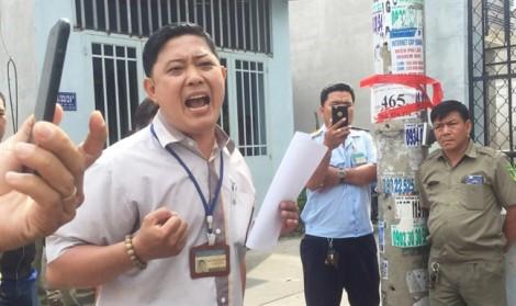 Tổ chức cưỡng chế nhà dân bất chấp quy định pháp luật