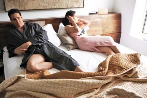 Ngủ riêng  đi dễ khó về