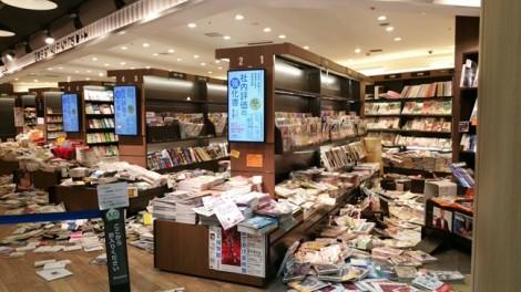 Động đất mạnh vào giờ cao điểm đầu tuần, người Nhật trật tự một cách lạ kỳ