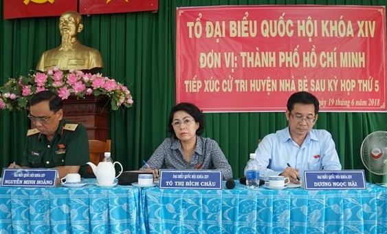 Cu tri Nha Be: Dung de long yeu nuoc bi loi dung