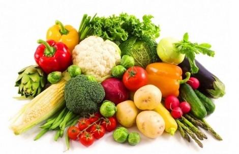 15 loại trái cây, rau củ đốt cháy chất béo qua đêm