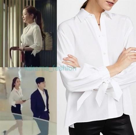 Thời trang công sở hàng hiệu của 'thư kí Kim' Park Min Young