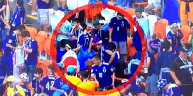 Co dong vien Nhat va phong cach 'cuc dinh' khien the gioi ne phuc tai World Cup 2018