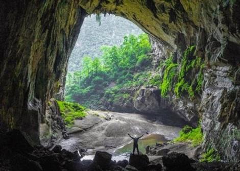 Hang Sơn Đoòng của Việt Nam trong top những nơi thám hiểm bí ẩn nhất thế giới
