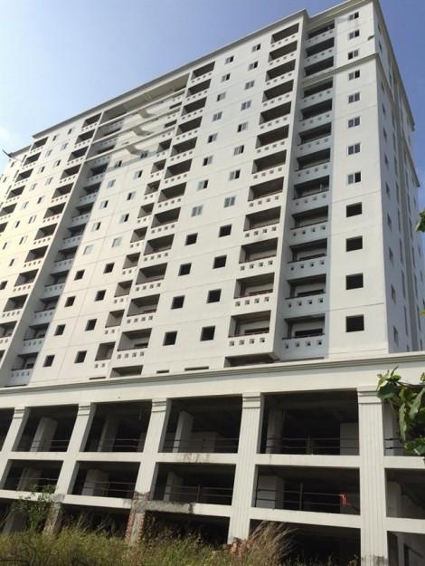 Công bố bán đấu giá tài sản chung cư Gia Phú