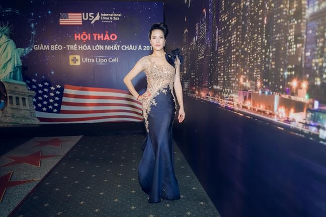 Ha Ho, Thu Phuong: Tam diem tai hoi thao giam beo hang dau chau A