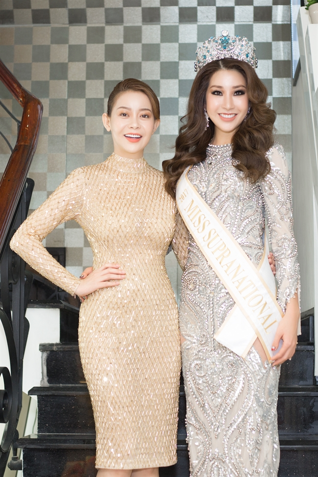 Cuoc thi 'Miss Supranational Vietnam 2018' co to chuc dung luat?