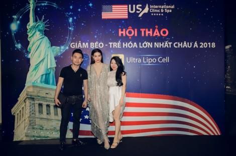 Hà Hồ, Thu Phương: Tâm điểm tại hội thảo giảm béo hàng đầu châu Á
