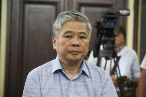 Nguyên phó thống đốc Ngân hàng Nhà nước Đặng Thanh Bình từ chối một luật sư