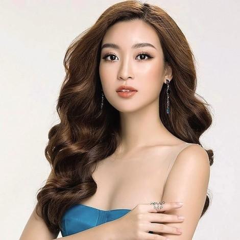 Hoa hậu Đỗ Mỹ Linh thành 'người tình' mới của Adrian Anh Tuấn