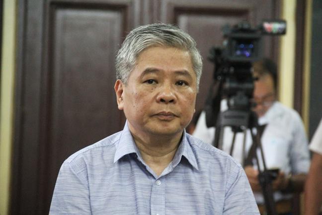 Pho thong doc NHNN Dang Thanh Binh: 'Toi da lam dung trach nhiem'