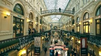 Đừng lỡ cơ hội mua sắm khi tới nước Nga