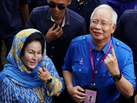 Phu nhân cựu thủ tướng Malaysia - 'nhân vật chính' trong vụ bê bối tham ô công quỹ?
