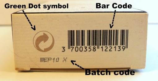 Kiểm tra mỹ phẩm bằng batch code có chính xác?