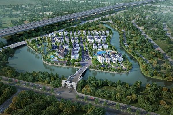 The Venica cua Khang Dien vinh du dat giai thuong PropertyGuru - Vietnam Property Awards 2018
